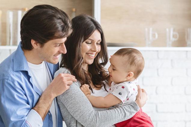 Půjčit si můžete snadno na rodičovské dovolené