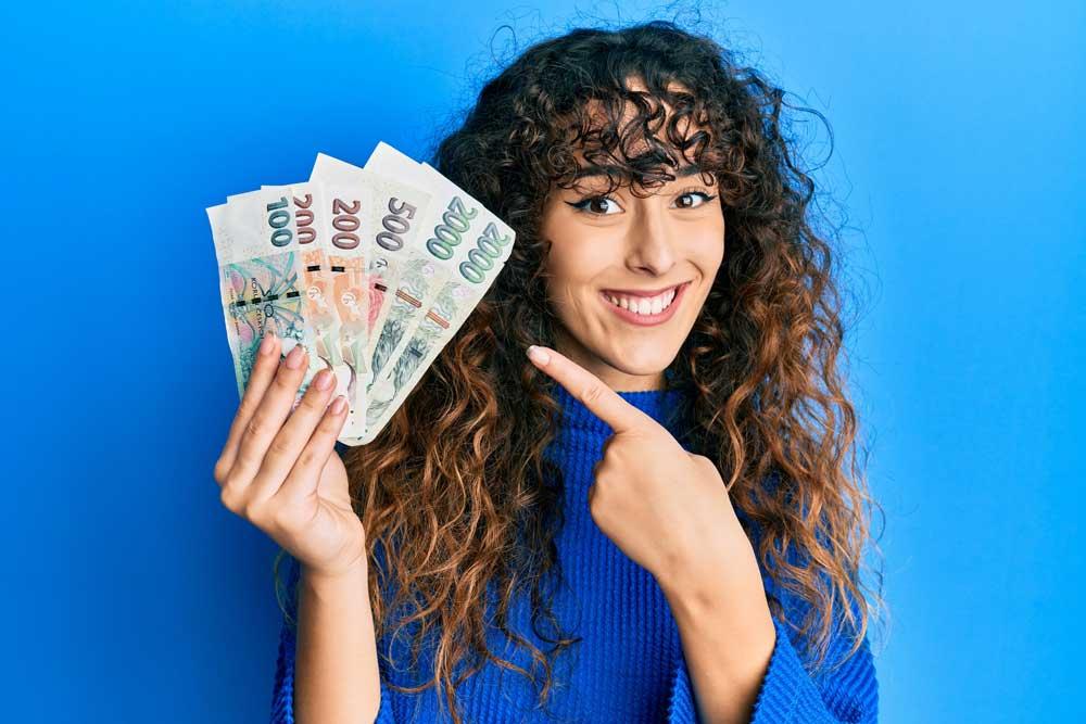 Peníze na cokoliv před výplatou